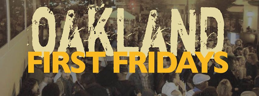 Oakland First Friday Logo